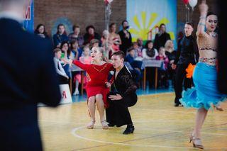 """29 традиционный турнир по спортивным бальным танцам в городе Вельске """"Данс-Вель 2017"""""""