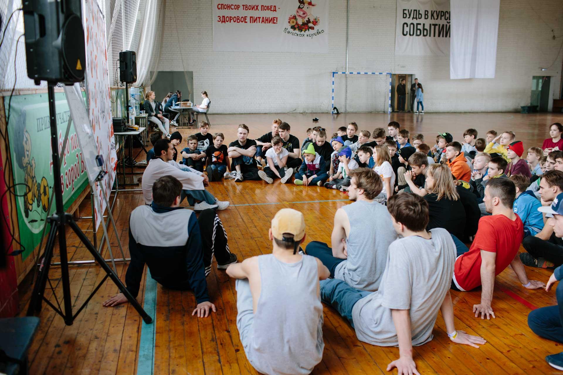 Альбом 16. День мастер классов на фестивале New Way 2017