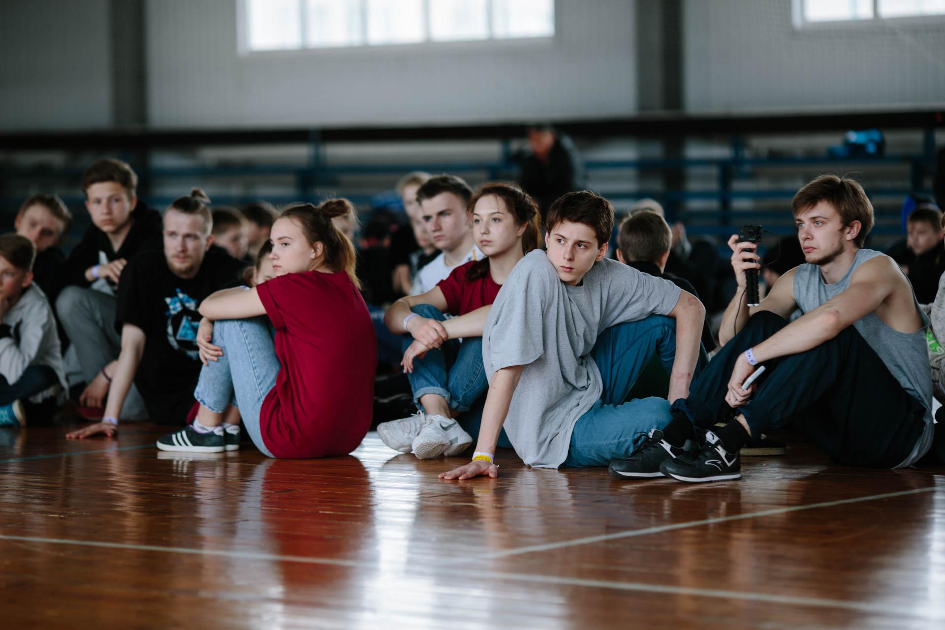 День мастер классов на фестивале New Way 2017 в гогоде Вельске