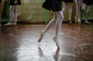 Альбом 23. Открытые уроки в студии балета