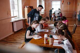 Проект New Way в ДК поселка Кулой