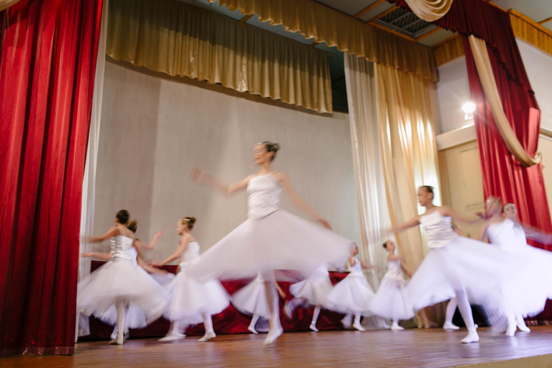 Альбом 30. Отчетный концерт студии балета
