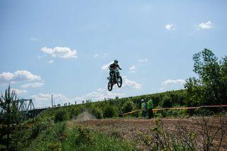 Открытый чемпионат Архангельской области по мотокроссу