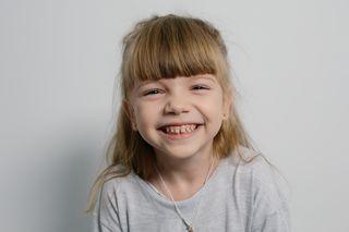 Варвара улыбается