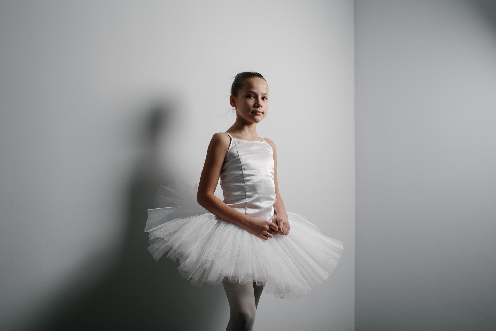 Хорошие фотографии Ульяны в студии