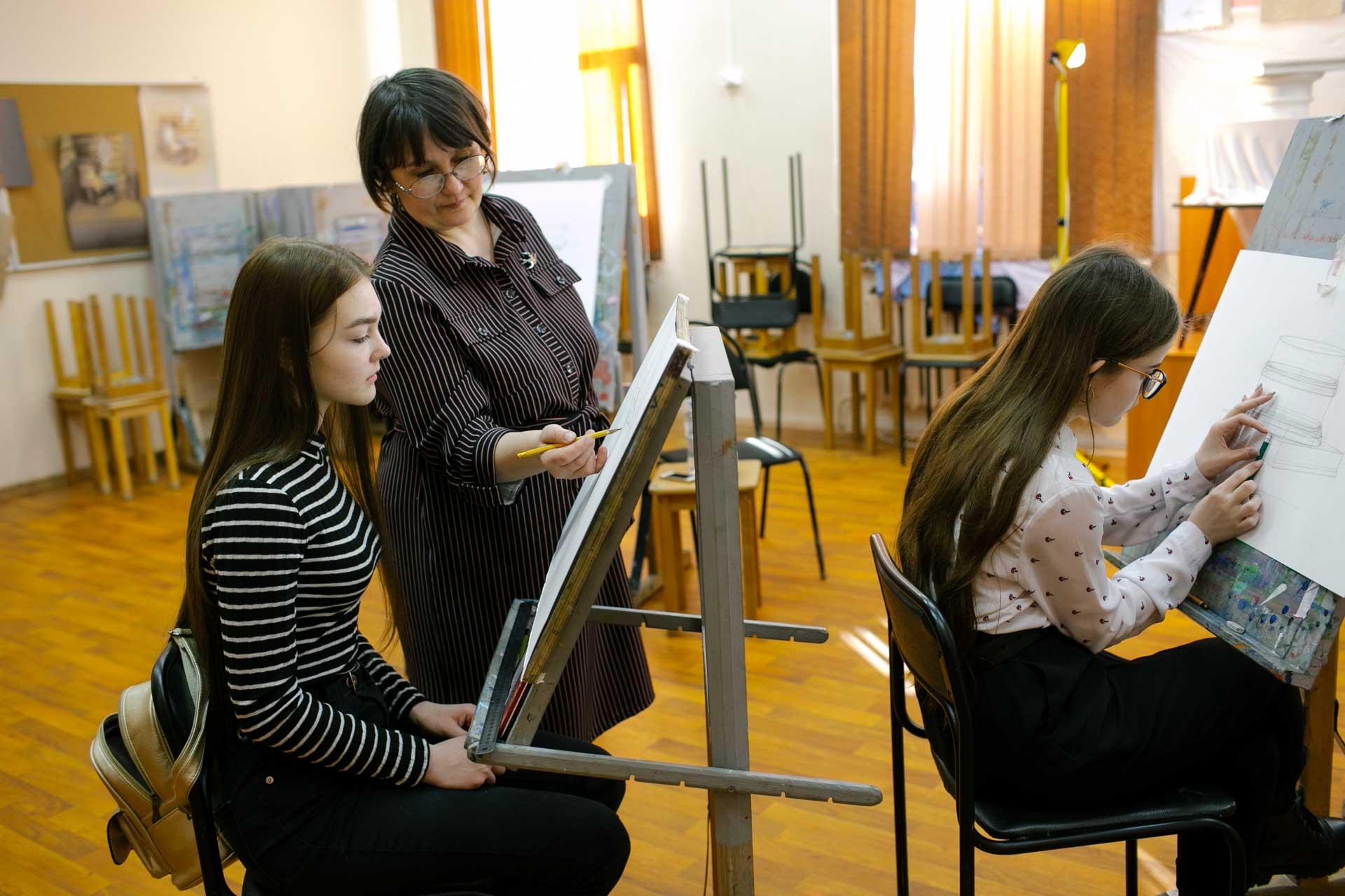 Преподаватель Ляпунова Наталия Александровна