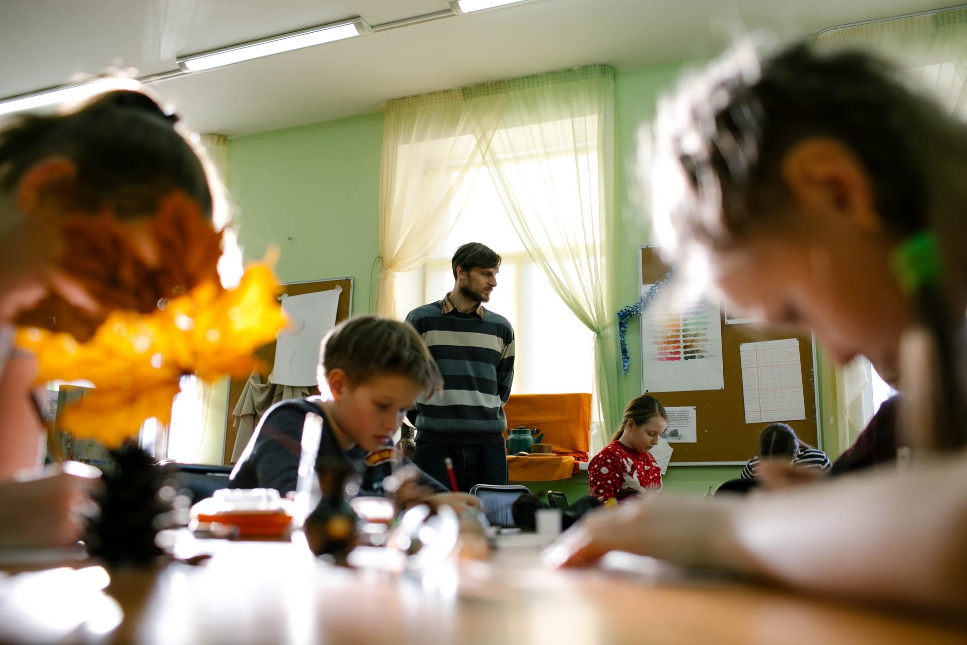 Преподаватель Малоземов Андрей Александрович
